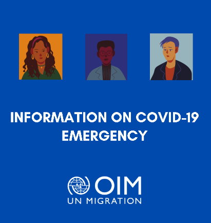 Multilenguage Covid-19 OIM